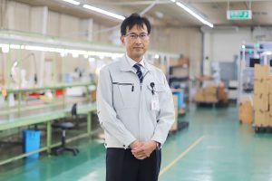 三重電子株式会社 代表取締役社長|林 雅哉