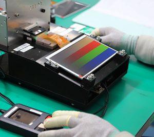 TFT液晶モジュール / (タッチパネル付き対応可)1