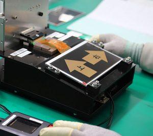 TFT液晶モジュール / (タッチパネル付き対応可)2