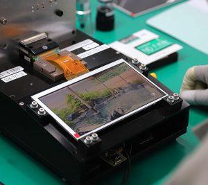 TFT液晶モジュール / (タッチパネル付き対応可)3